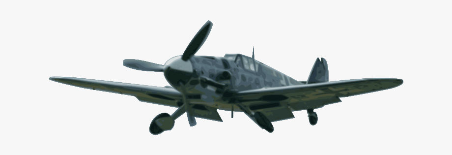 Ww2 plane png clipart image black and white library Free Time Aircraft Free Messerschmidt Bf109g In Color - Ww2 ... image black and white library