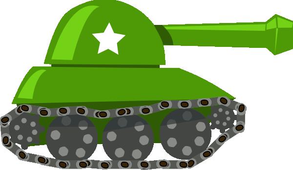 Ww2 tanks cartoon clipart png transparent library War Tank Clip Art at Clker.com - vector clip art online ... png transparent library