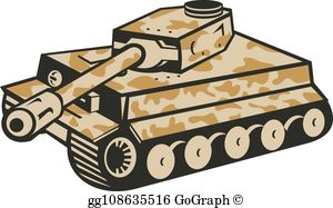Ww2 tanks cartoon clipart picture download Tank Clip Art - Royalty Free - GoGraph picture download