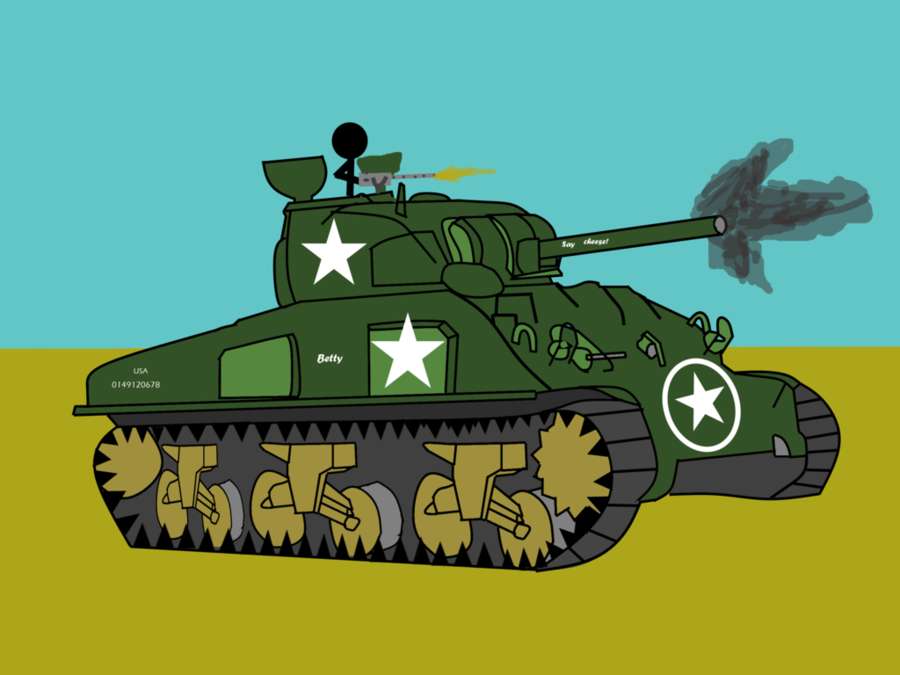 Ww2 tanks cartoon clipart vector transparent library Army Cartoon clipart - Tank, Green, Illustration ... vector transparent library