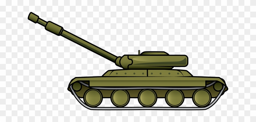 Ww2 tanks cartoon clipart graphic free stock This Military Tank Clip Art Is Great For Use On Your - Ww2 ... graphic free stock