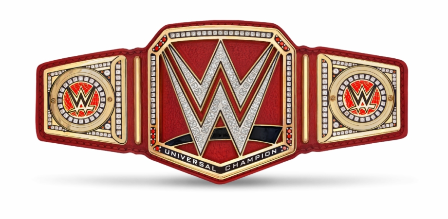 Wwe belt clipart picture library stock Wwe Universal Championship Belt Free PNG Images & Clipart ... picture library stock