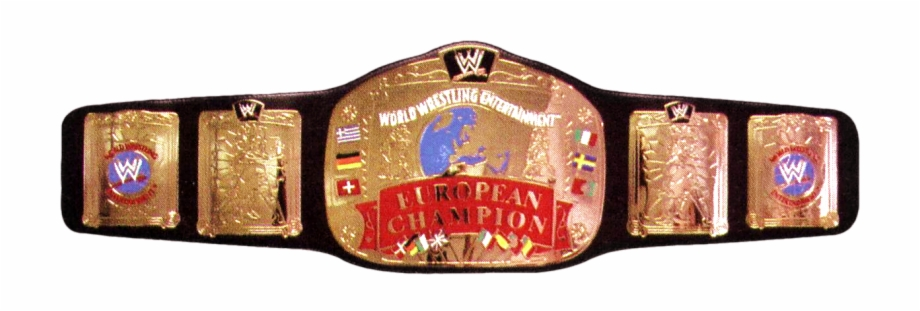 Wwe european championship clipart clip black and white Wwe European Championship - Wwe European Champion Belt Free ... clip black and white