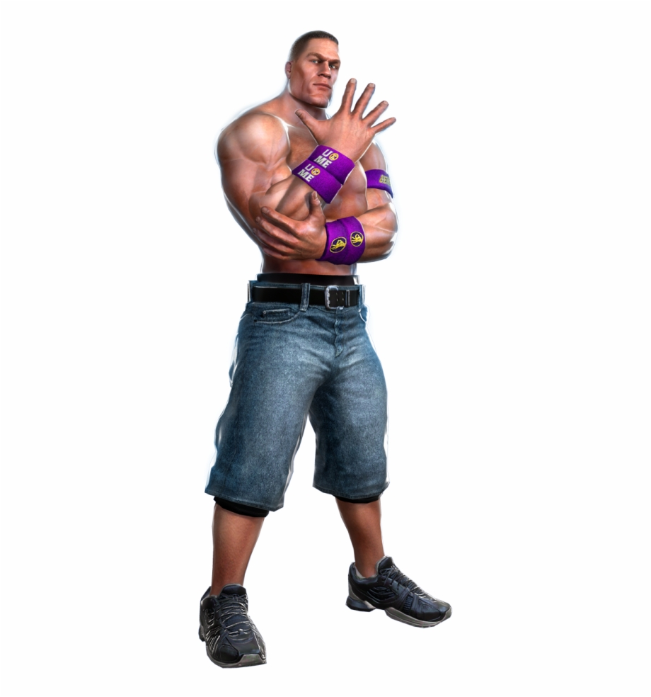 Wwe people clipart clipart transparent Render Johncena - Wwe All Stars John Cena Free PNG Images ... clipart transparent