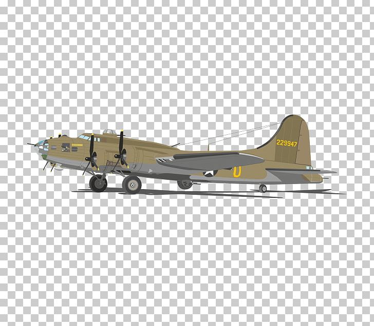 Wwii b-17 flying fortress clipart clipart freeuse library Boeing B-17 Flying Fortress Airplane Heavy Bomber B-17G PNG ... clipart freeuse library