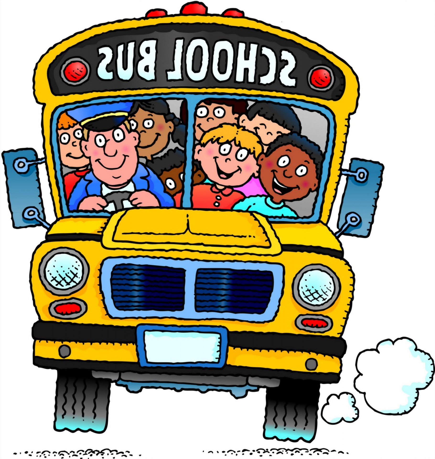 Www clipart school bus picture royalty free download Free School Bus Clip Art   CQRecords picture royalty free download