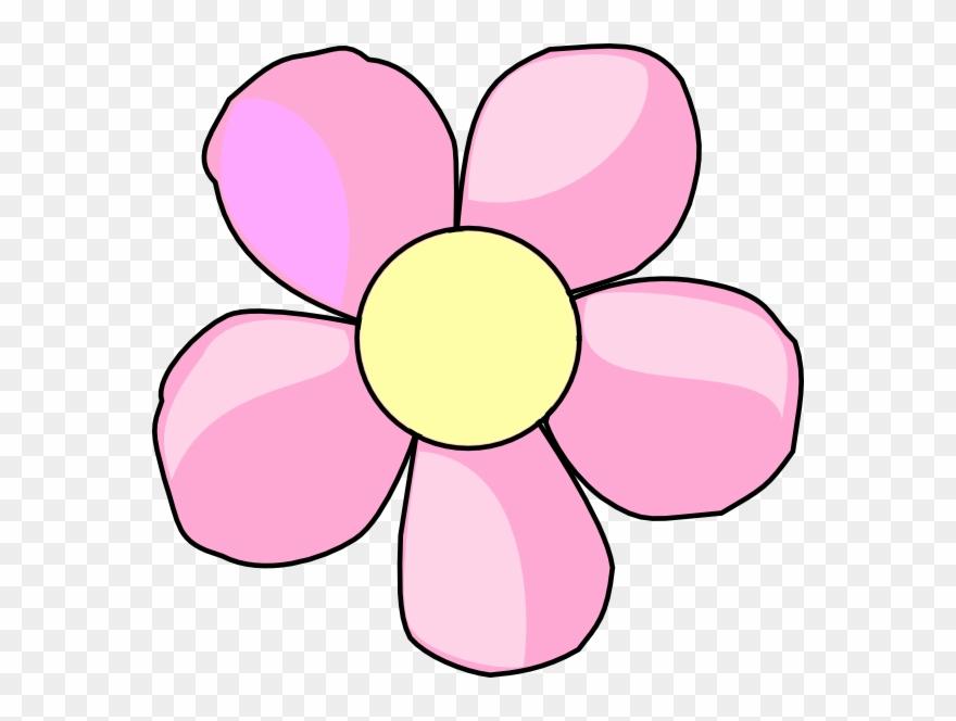 Www com clipart svg stock Bonita Rosada Clip Art At Clker Com - Clipart Flor - Png ... svg stock