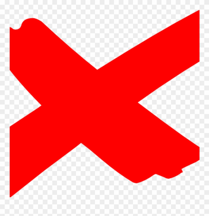 X marks the spot clipart png freeuse download Red X Clipart Red X Clipart X Marks The Spot 2 Clip - Png ... png freeuse download