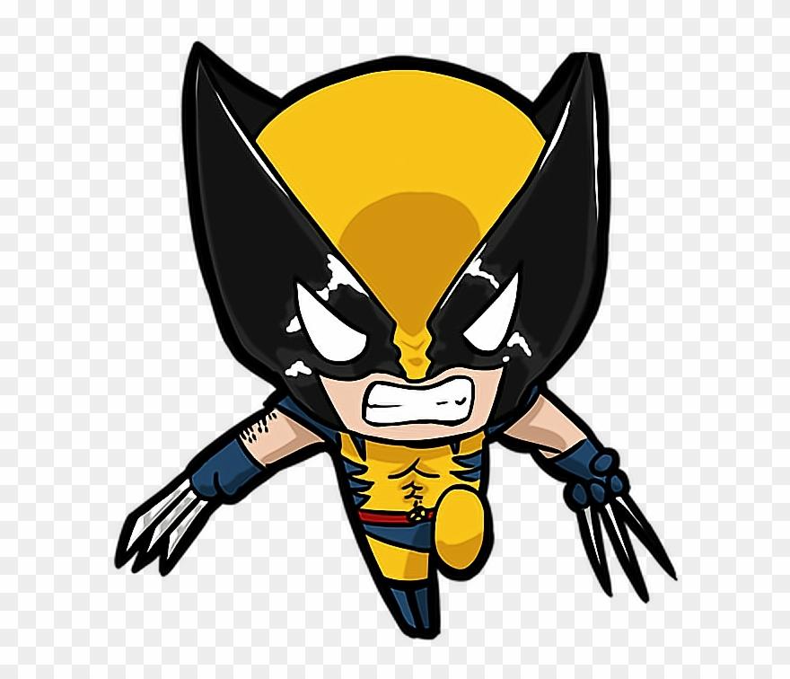 X men cliparts royalty free library Wolverine Xmen Logan Marvel Mutant Comicbook Superhero ... royalty free library