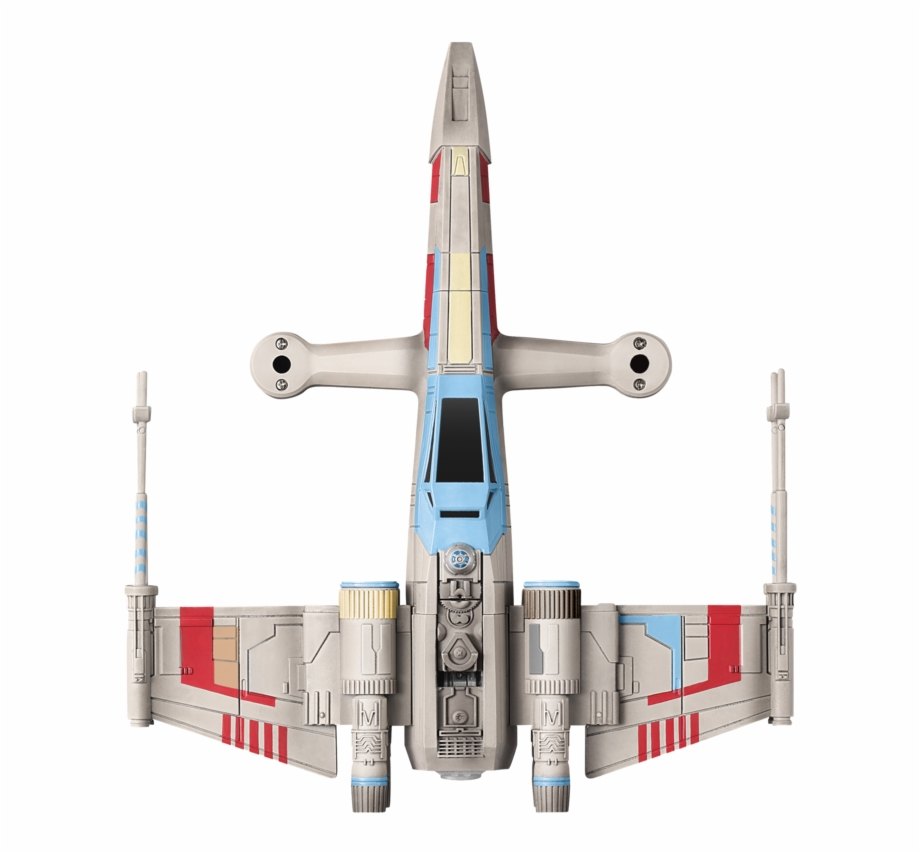 X wing starfighter clipart svg library Star Wars T 65 X Wing Starfighter Collectors Edition - Drone ... svg library