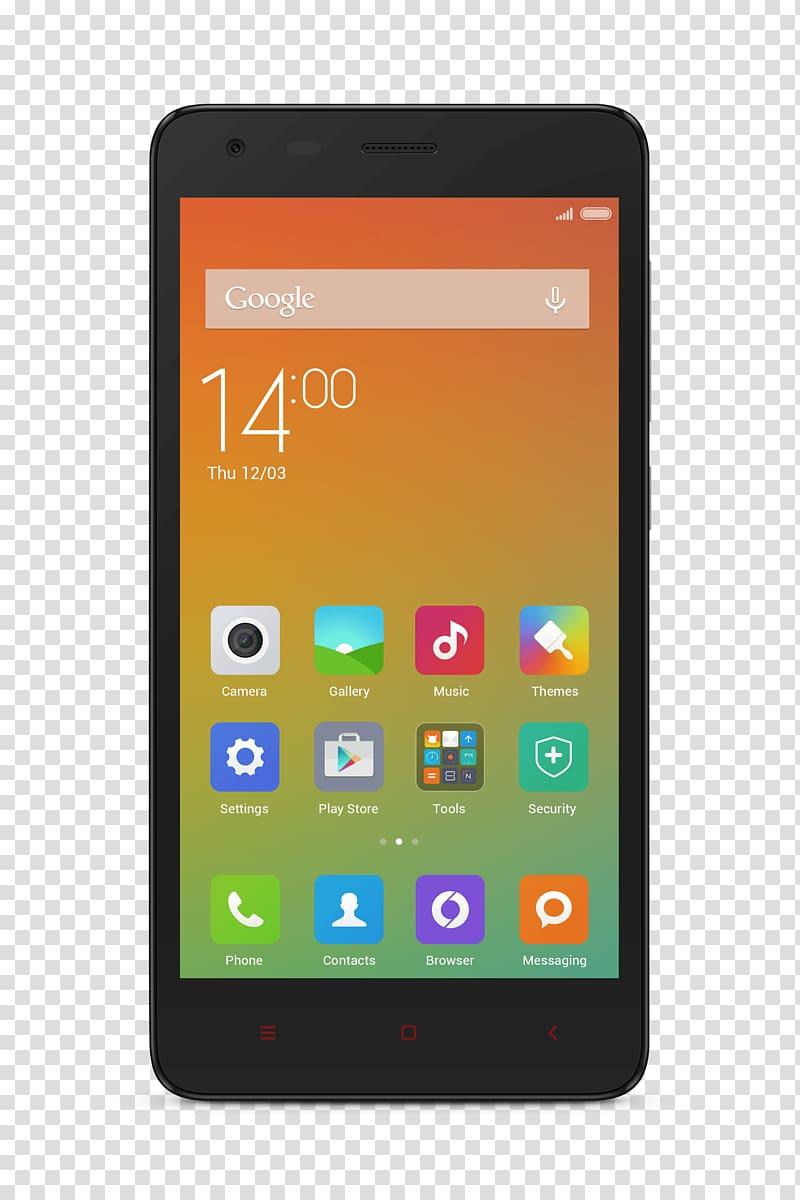 Xiaomi redmi 2 clipart clip free Xiaomi Redmi 2 Redmi Note Prime Telephone, mi transparent ... clip free