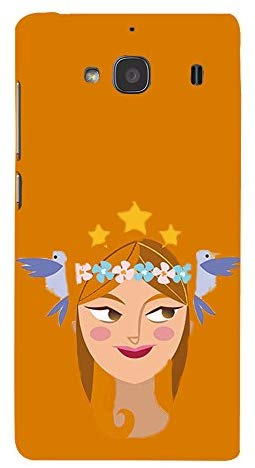 Xiaomi redmi 2 clipart jpg freeuse library Angle Girl Clipart Design 3D Hard Polycarbonate: Amazon.in ... jpg freeuse library