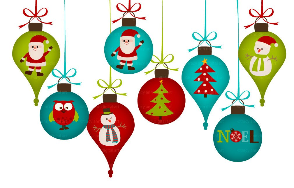 Xmas baubles clipart jpg transparent library Baubles Clipart & Free Clip Art Images #31494 - Clipartimage.com jpg transparent library