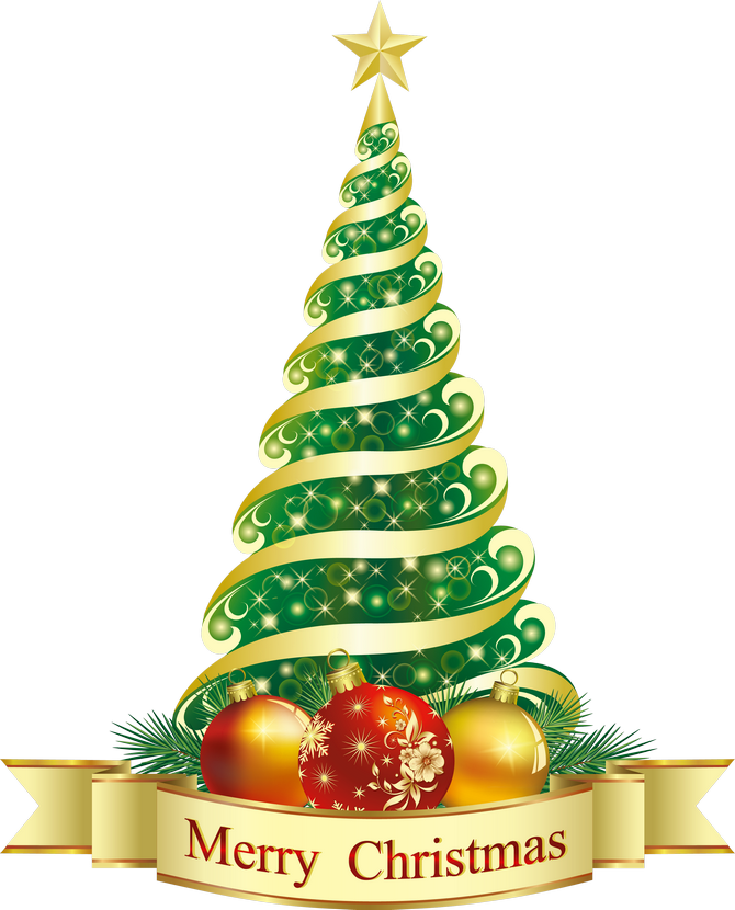 Christmas tree family clipart jpg royalty free download Merry Christmas Green Tree PNG Clipart | Ho Ho Ho Theme Teaching ... jpg royalty free download