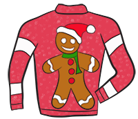 Tacky holiday sweater clipart svg royalty free Free Sweaters Cliparts, Download Free Clip Art, Free Clip ... svg royalty free