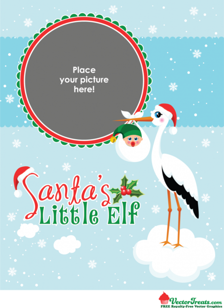 Xmass stork clipart free graphic transparent Free Note to Elf: Grab These Free Royalty-Free Christmas ... graphic transparent