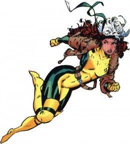 X-men clipart rogue svg transparent Top 10 X-Men   Super Heroes   Rogue comics, X men, Marvel comics svg transparent