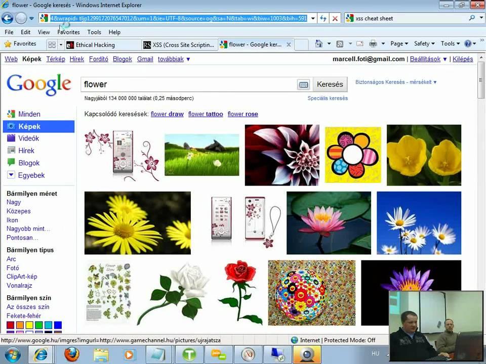 Xss in clipart image transparent stock Cross Site Scripting - Ethical Hacking bemutató 2/3 image transparent stock