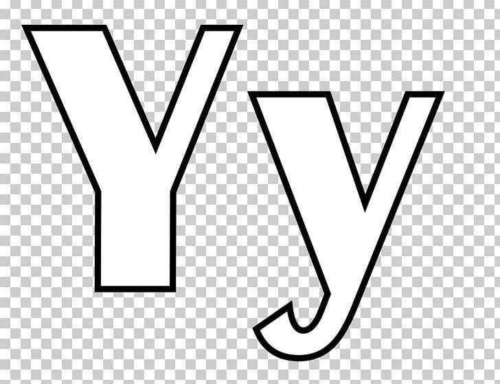 Y letter clipart black svg transparent download Letter English Alphabet Y Coloring Book PNG, Clipart ... svg transparent download