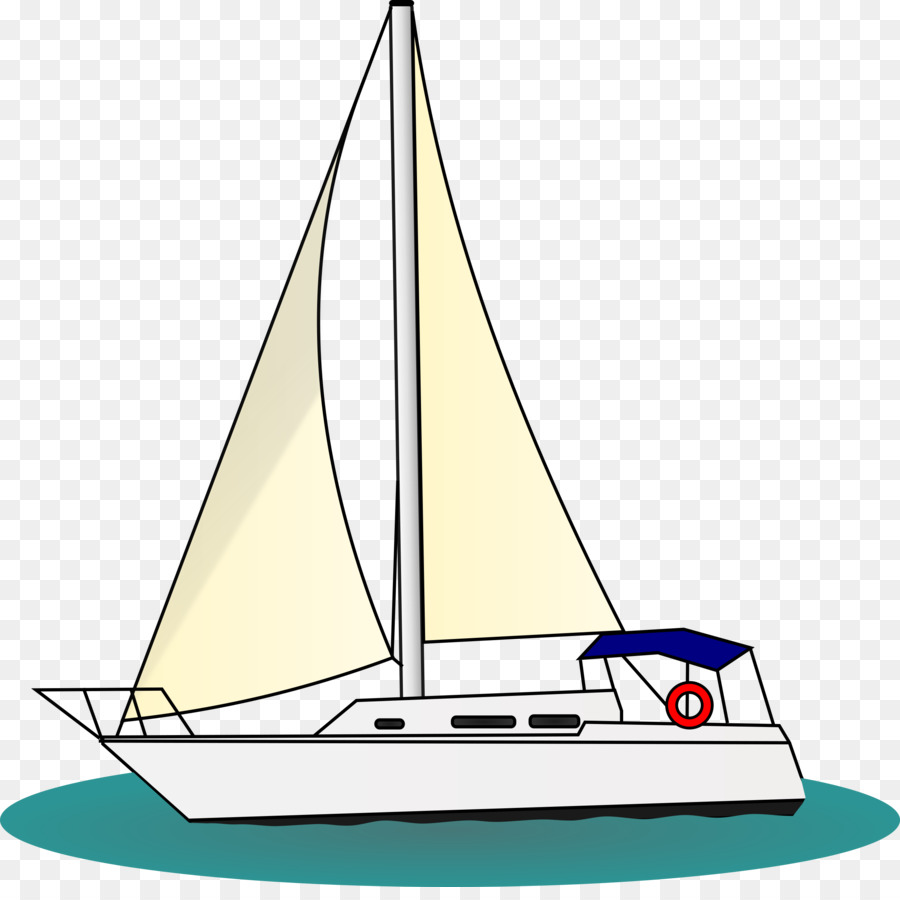 Yacht clipart pictures jpg library Cat Background png download - 2435*2400 - Free Transparent ... jpg library