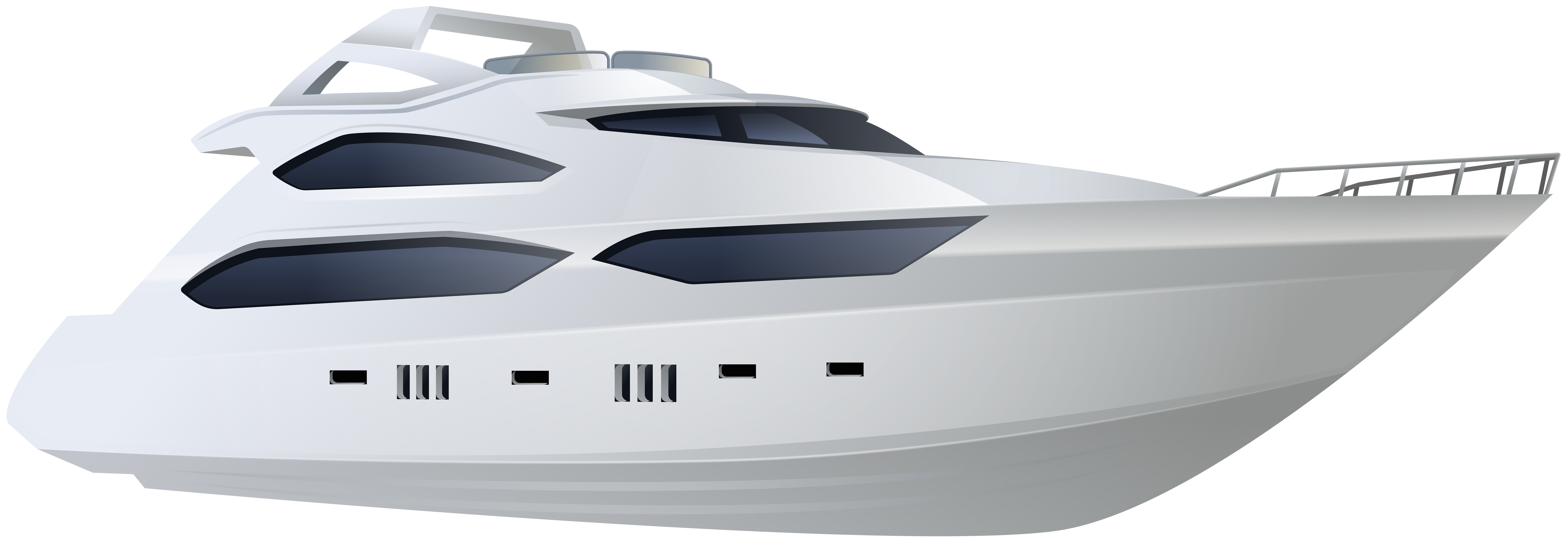 Yacht clipart ppng image free library Yacht PNG Clip Art Image | Gallery Yopriceville - High ... image free library