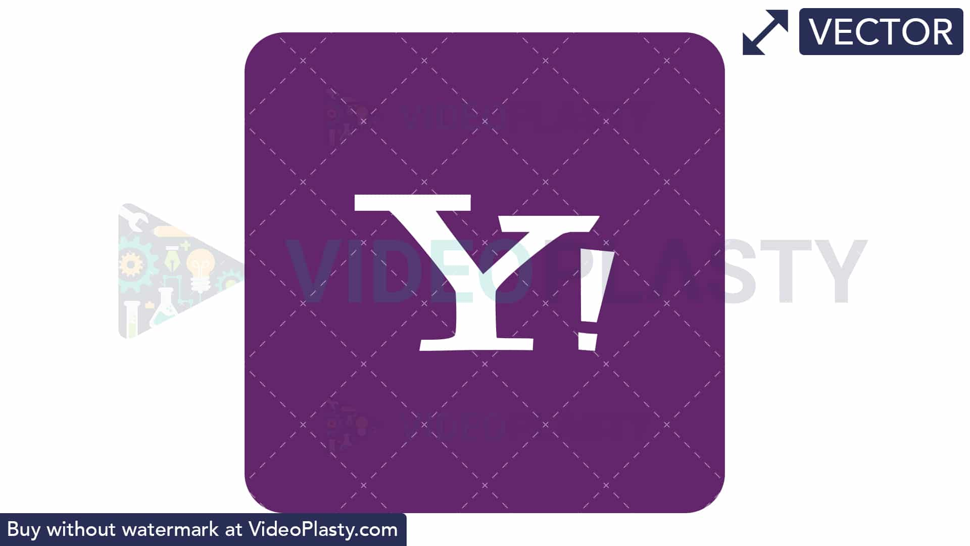 Yahoo icon clipart png transparent download Yahoo Icon [VECTOR] png transparent download