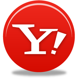 Yahoo icon clipart picture royalty free library Yahoo Circle Bright Red Icon, PNG ClipArt Image | IconBug.com picture royalty free library