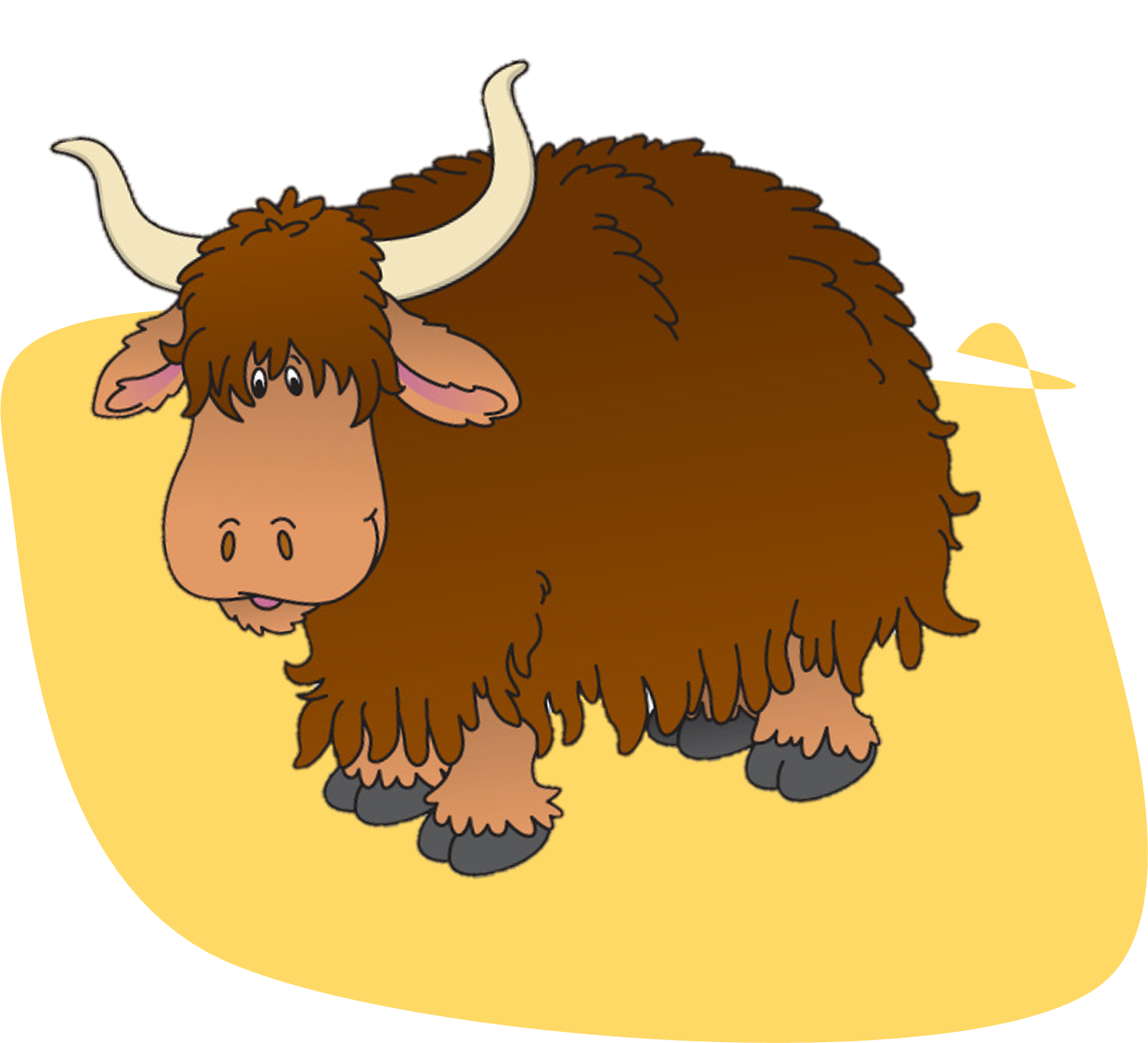 Yak images clipart transparent stock Free Yak Cliparts, Download Free Clip Art, Free Clip Art on ... transparent stock