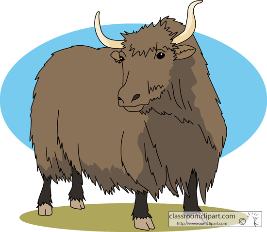 Yak images clipart image freeuse From: Yak Clipart | Clipart Panda - Free Clipart Images image freeuse