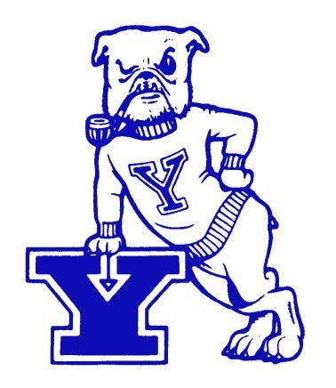 Yale bulldog logos clipart black and white Yale Bulldogs | Ivy League Logos | Ivy league, Logos, College black and white