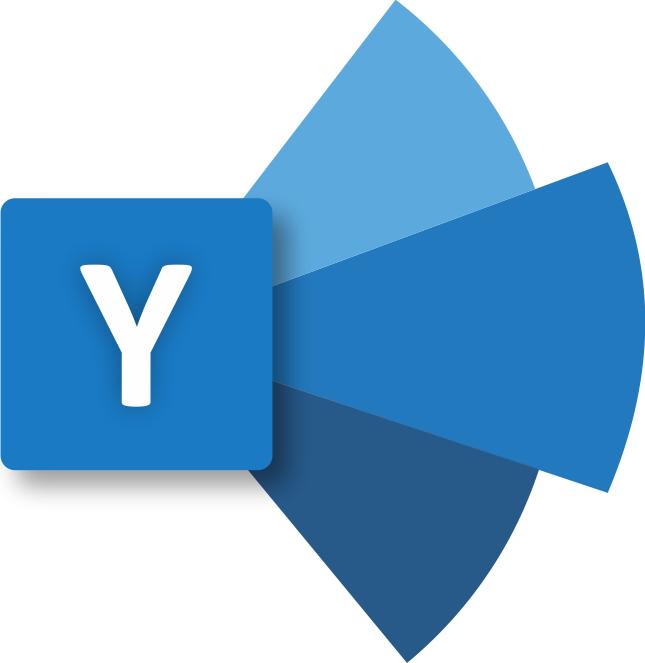 Yammer logo clipart