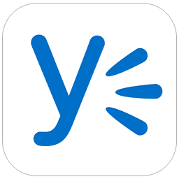 Yammer logo clipart picture transparent Yammer Logo Icon #29636 - Free Icons and PNG Backgrounds picture transparent
