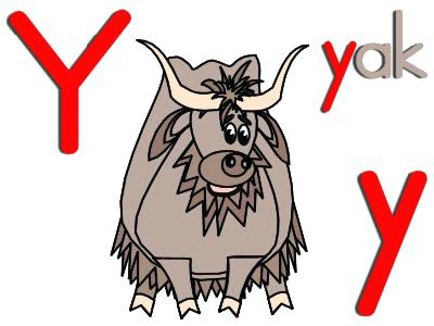 Yancy yak clipart graphic free library Y Is For Yak Craft Y Is For Yak Craft Yak Paper Craft ... graphic free library