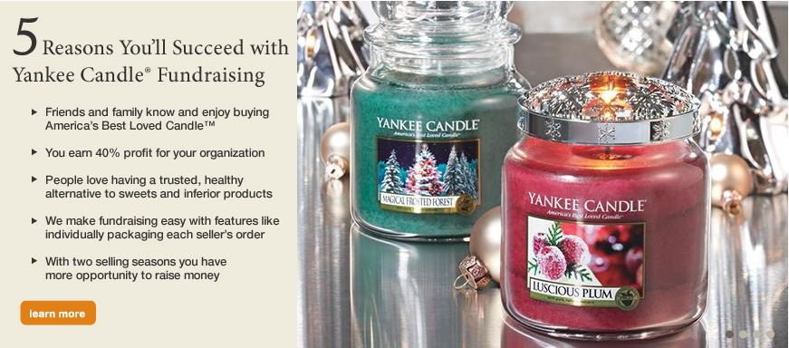 Yankee candle fundraiser clipart jpg transparent download Yankee Candle Fundraiser – SCPA jpg transparent download