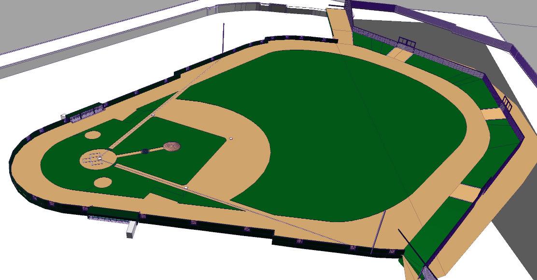 Yankee stadium digital clipart png black and white download 1923 Yankee Stadium 3D Renderings - Page 9 - Clip Art Library png black and white download