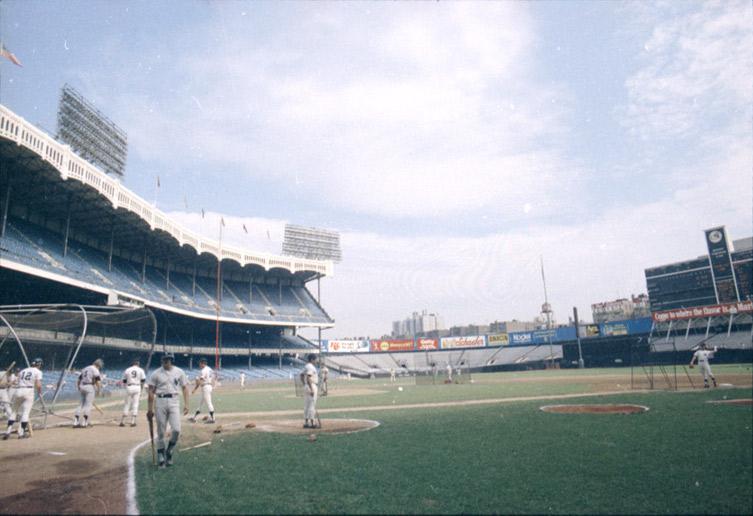 Yankee stadium digital clipart image library stock The Original Yankee Stadium - Photographs and Memories ... image library stock