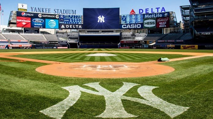 Yankee stadium digital clipart svg free library Yankees Bring World Championship Concession Experience to ... svg free library