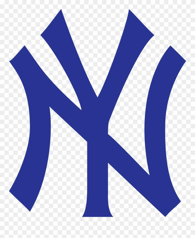 Yankees logo clipart jpg stock New York Yankees Logo Font Boliviaenmovimiento Net Clipart ... jpg stock
