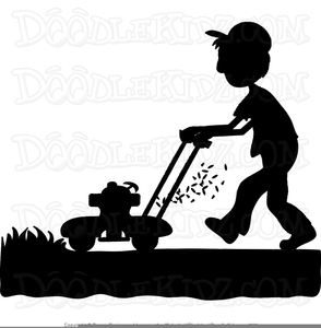 Yardwork clipart clipart free library Yard Work Clipart | Free Images at Clker.com - vector clip ... clipart free library