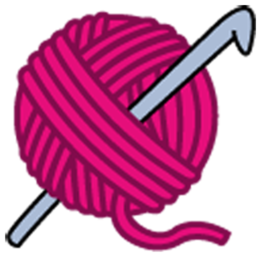 Yarn clipart with crochet hooks png freeuse library Download Crochet hook clipart Crochet Hooks Knitting png freeuse library