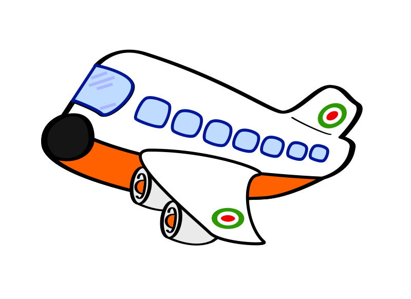 Yaw plane clipart clipart library download Adorable plane clipart - ClipartFest clipart library download