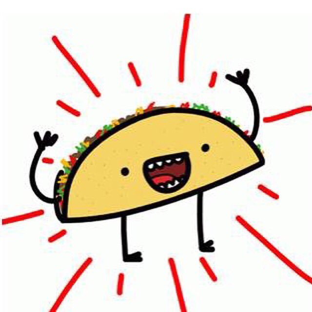 Yay best shrimp tacos clipart banner transparent library Bumpin Uglies on Twitter: \