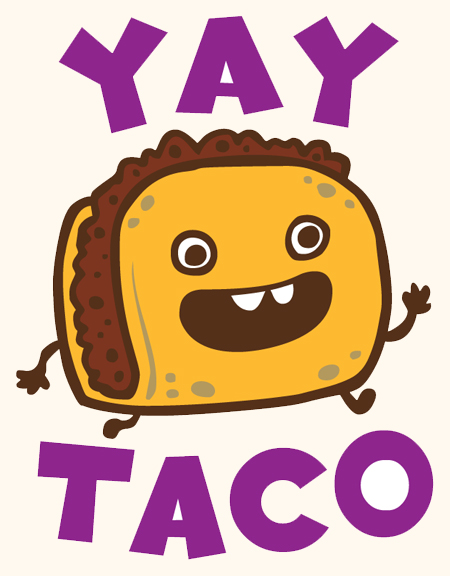 Yay best shrimp tacos clipart jpg transparent stock Drink Up, Youngstown!: It\'s Tuesday. That means TACOS! jpg transparent stock