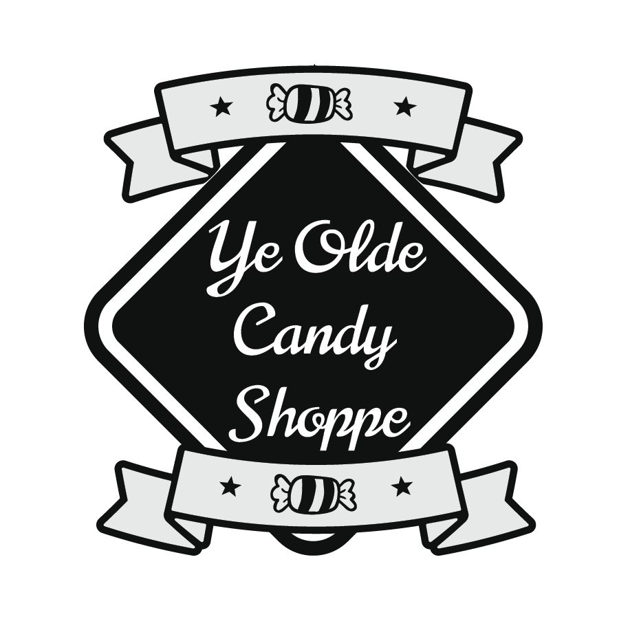 Ye olde shoppe clipart graphic freeuse Entry #7 by quickqueens for Ye Olde Candy Shoppe Logo ... graphic freeuse