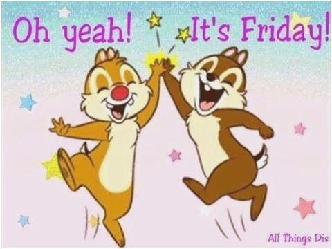 Yeah its friday clipart