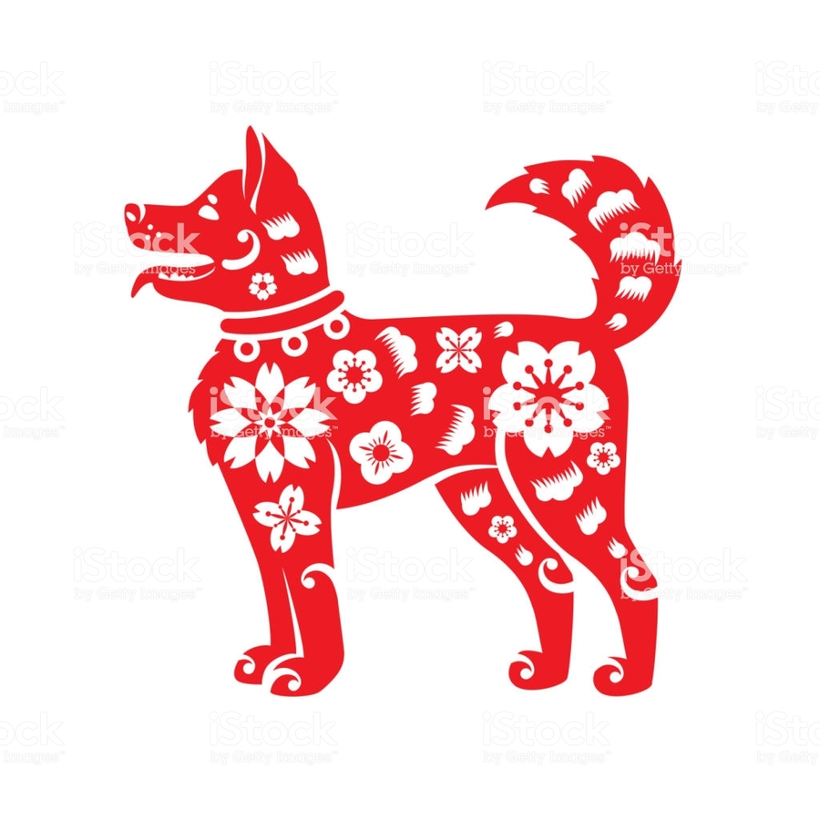 Year of dog clipart svg stock Download chinese new year dog clipart Dog Chinese New Year ... svg stock