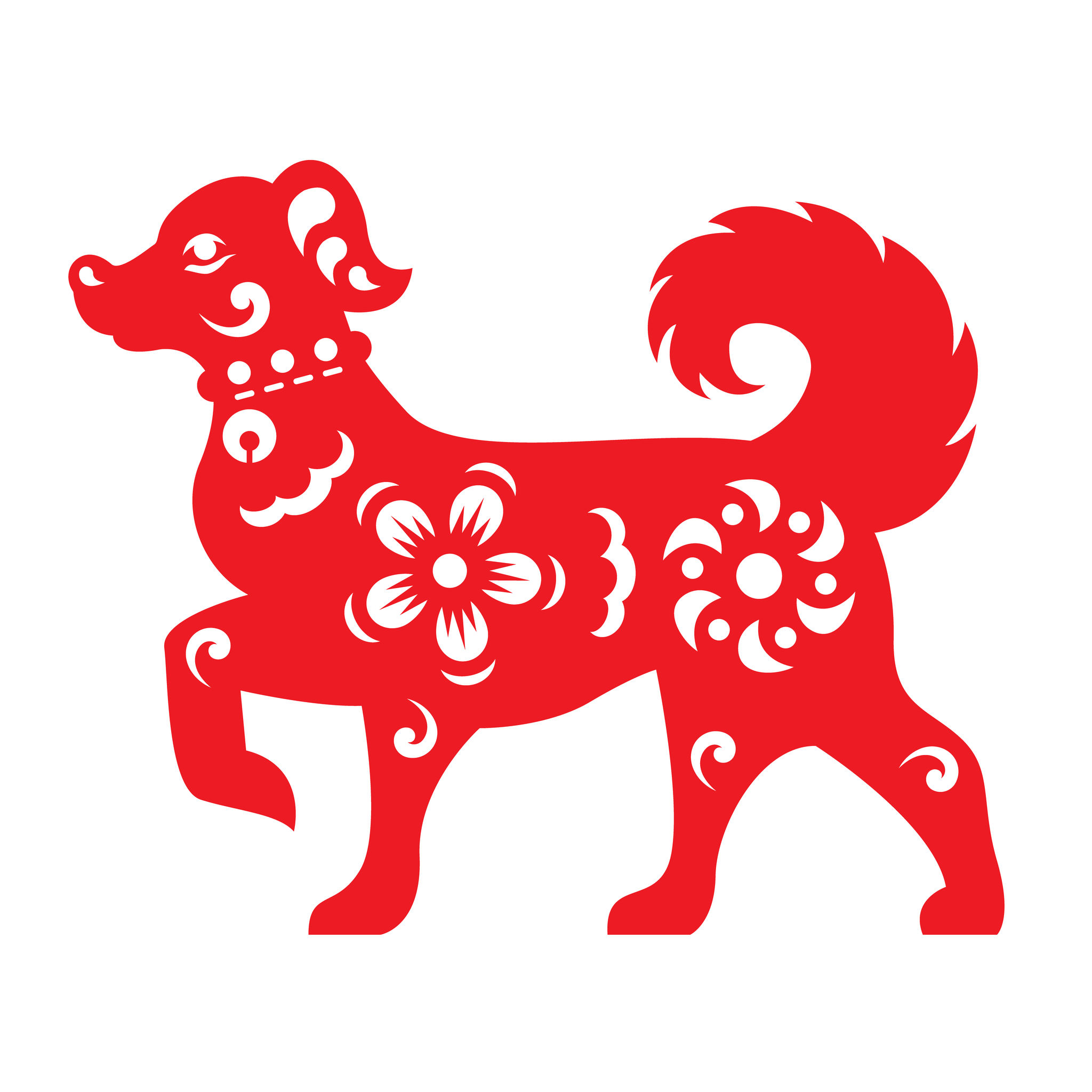 Year of the dog 2018 clipart jpg freeuse Chinese New Year | 2018: Year of the Dog : Of Schemes and ... jpg freeuse