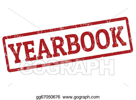 Yearbook ad clipart vector transparent download EPS Illustration - Yearbook stamp. Vector Clipart gg67050676 ... vector transparent download