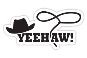 Yeehawing clipart picture black and white library Yeehaw clipart 1 » Clipart Portal picture black and white library