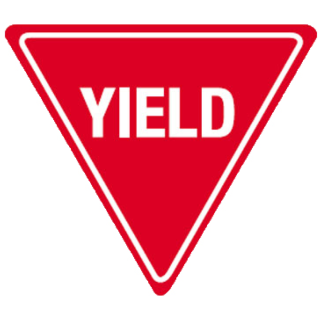 Yeild clipart png royalty free stock Yield Sign Clip Art & Look At Clip Art Images - ClipartLook png royalty free stock